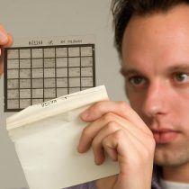 Microfilm,  -fiches & vensterponskaarten