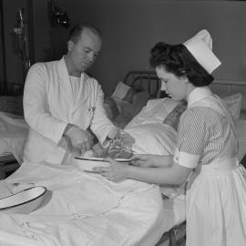 historie verpleegkunde, tijdschriften voor onderzoek digitaliseren